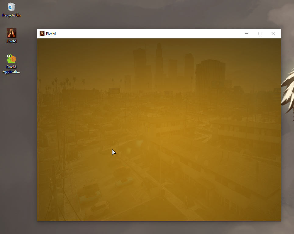 Fivem Stuck On Server Loading Screen