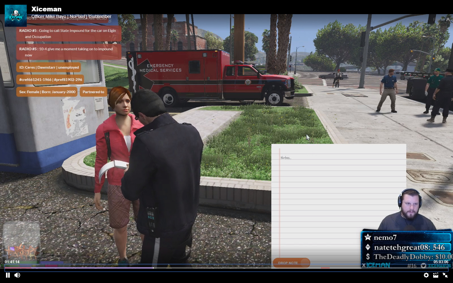 Nopixel Server Files Fivem