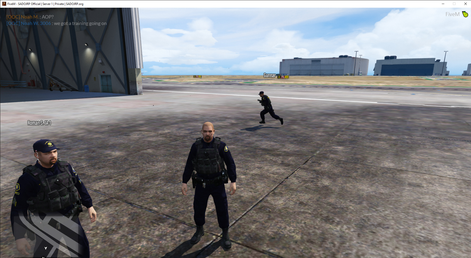 I am trying to find were I can download DOJ sheriff skin