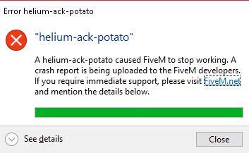 helium potato