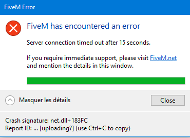FIVE M ERROR