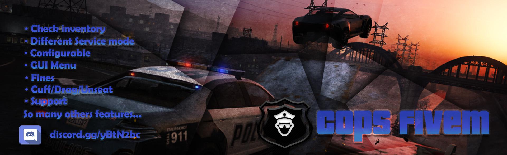 Release] Cops FiveM - Releases - FiveM