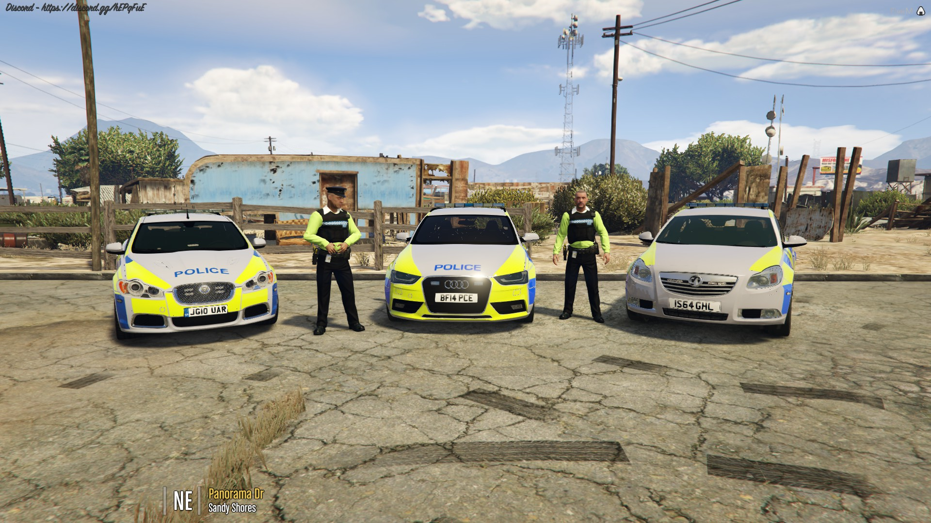 Crimson British Police Roleplay - NEW - Server Bazaar - FiveM