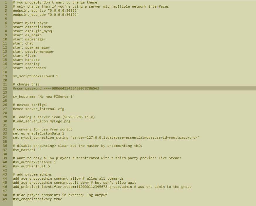 Release] EssentialMode base - Releases - FiveM