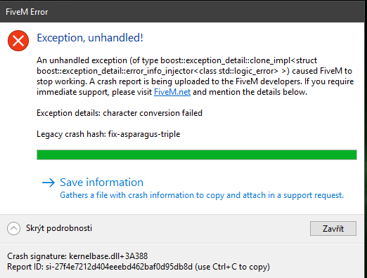 When i instaling this happend - Technical Support - FiveM