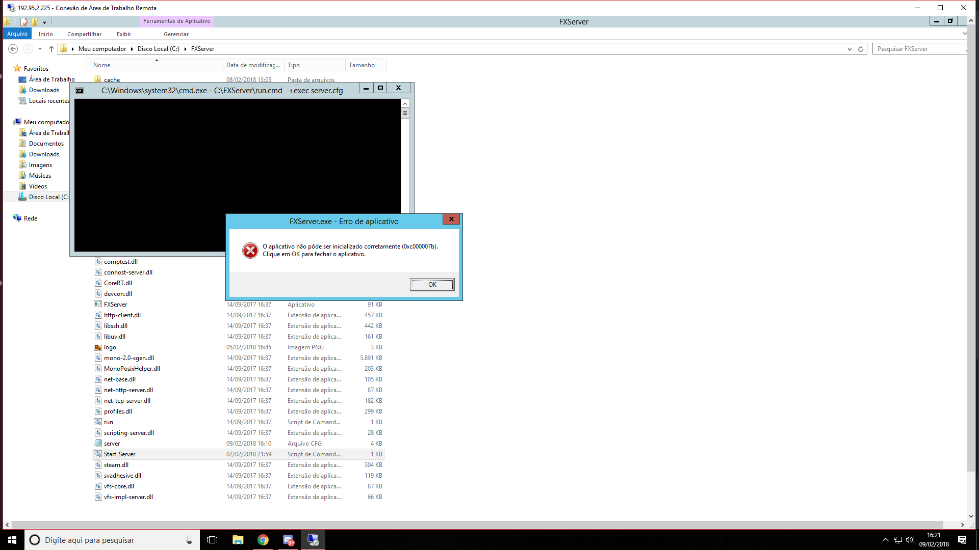 Error 0xc000007b - Technical Support - FiveM