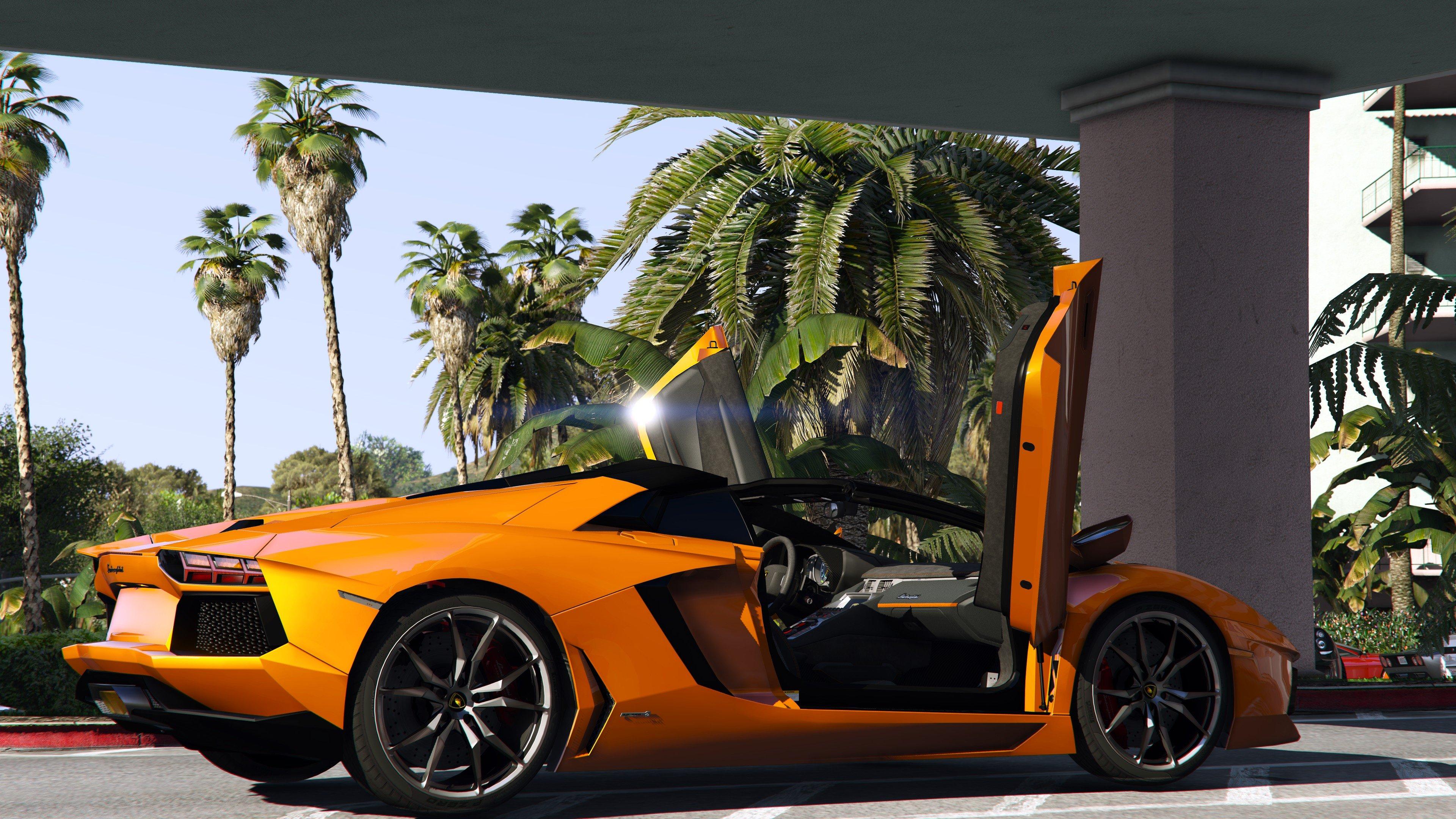 Release 2013 Lamborghini Aventador Lp700 4 Roadster Releases Fivem