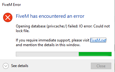 Fivem Connection Failed
