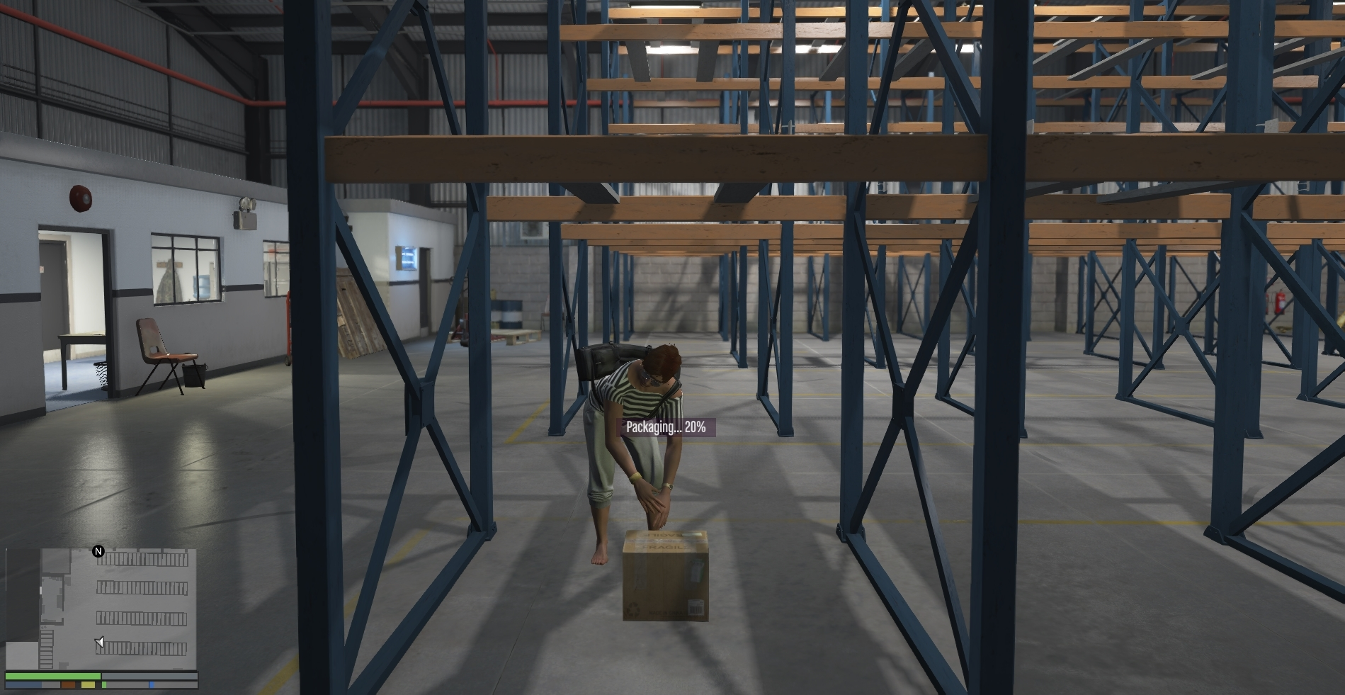 Release-ESX Jail] Prisonwork, Anti Combat Log, Mugshot Photo
