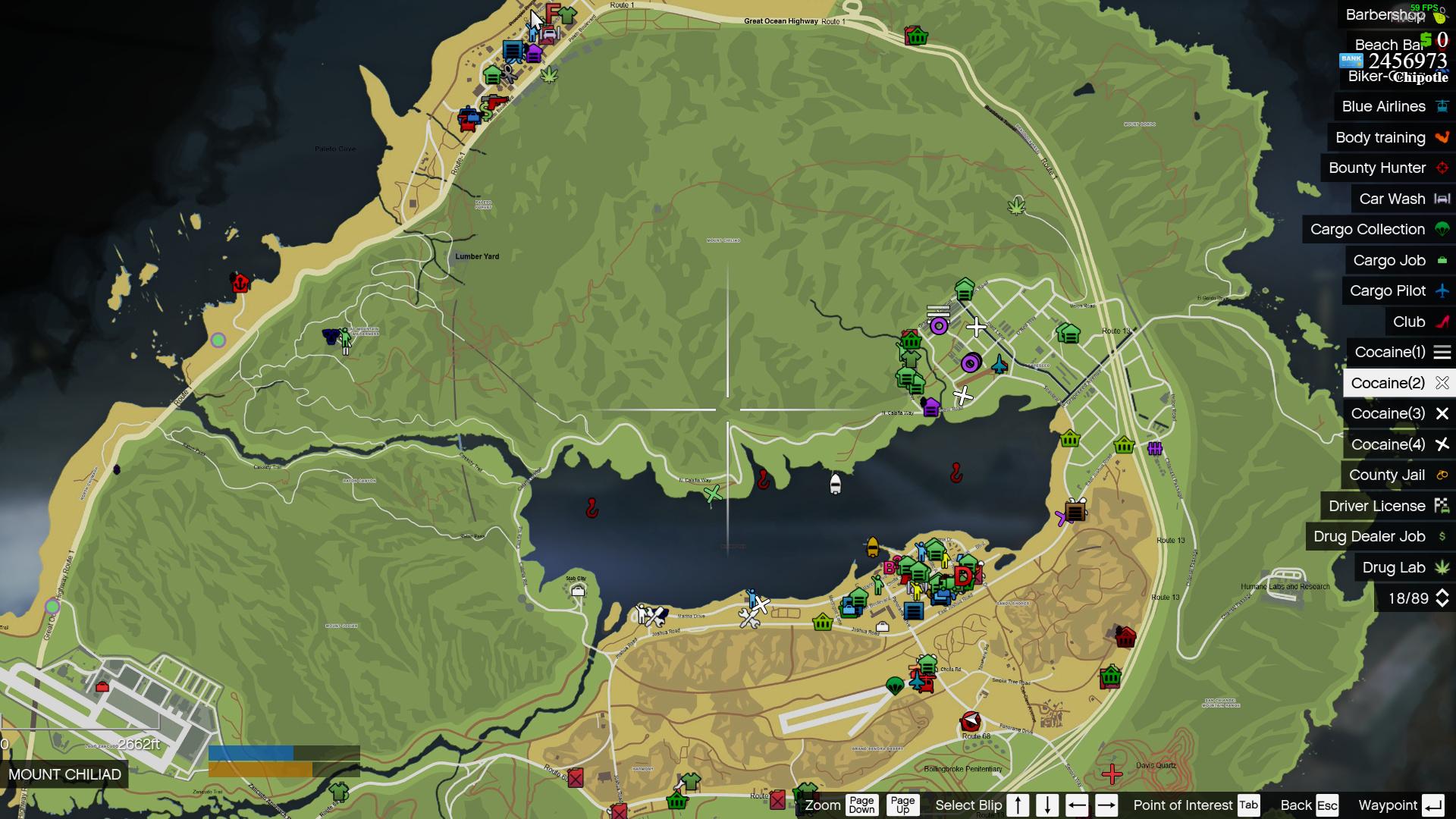🚓 www GreaterSandyRP com   Custom Map w/ Border!   ELS  CAD System