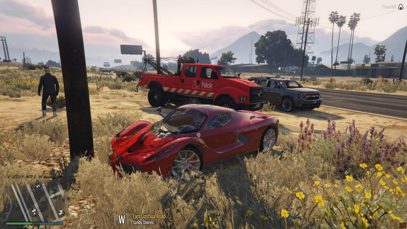 We are Premium Glow RP ELS over a 100 Addon Cars More Coming