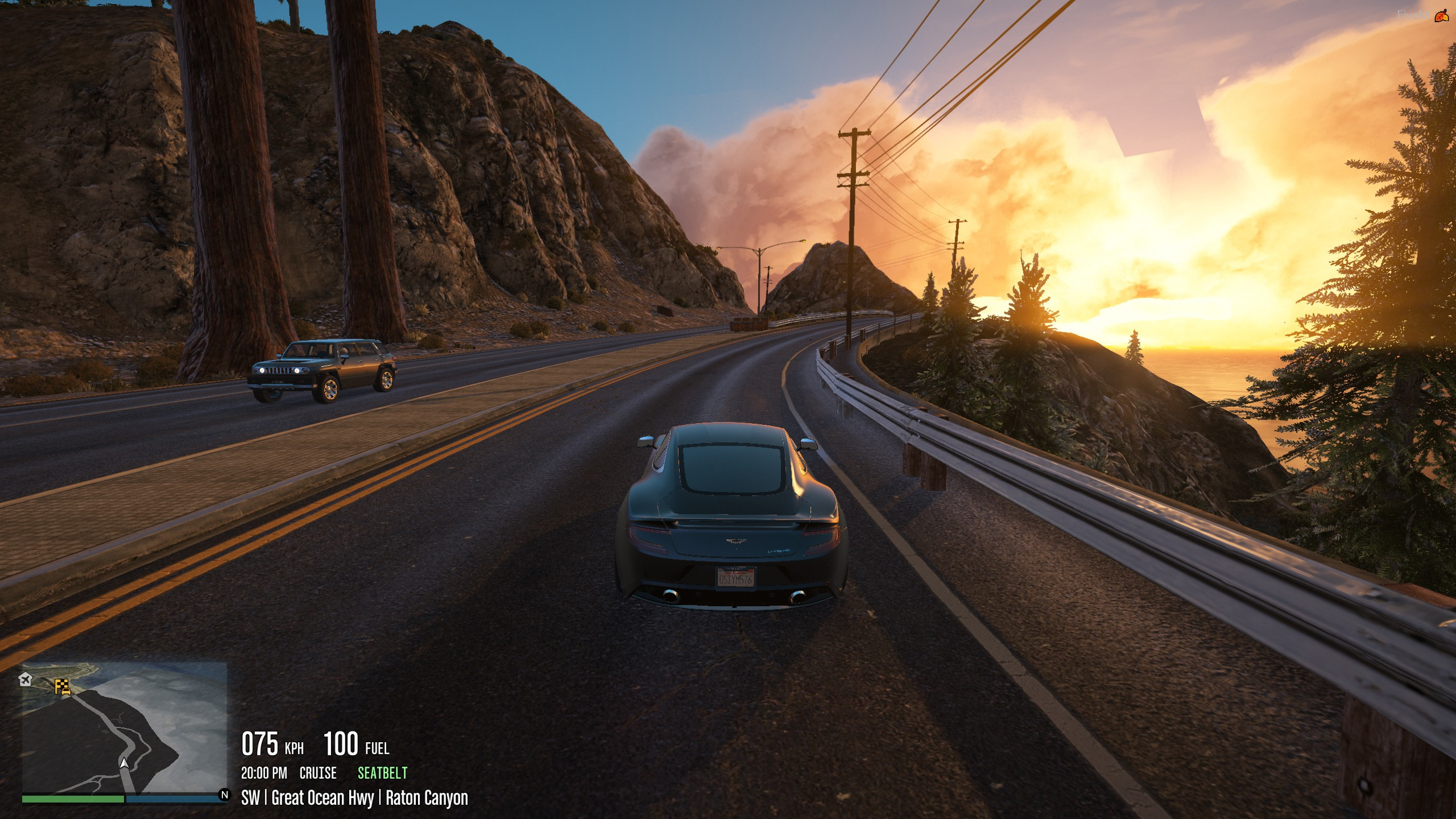 Help] Has anyone seen this HUD? NoPixel HUD! - Discussion