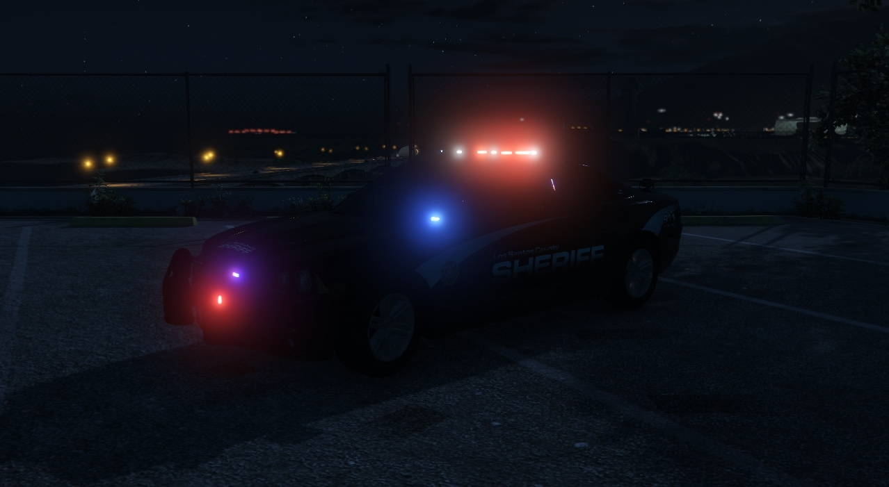 Release] Los Santos County Sheriff Pack [Add-On] [Non-ELS