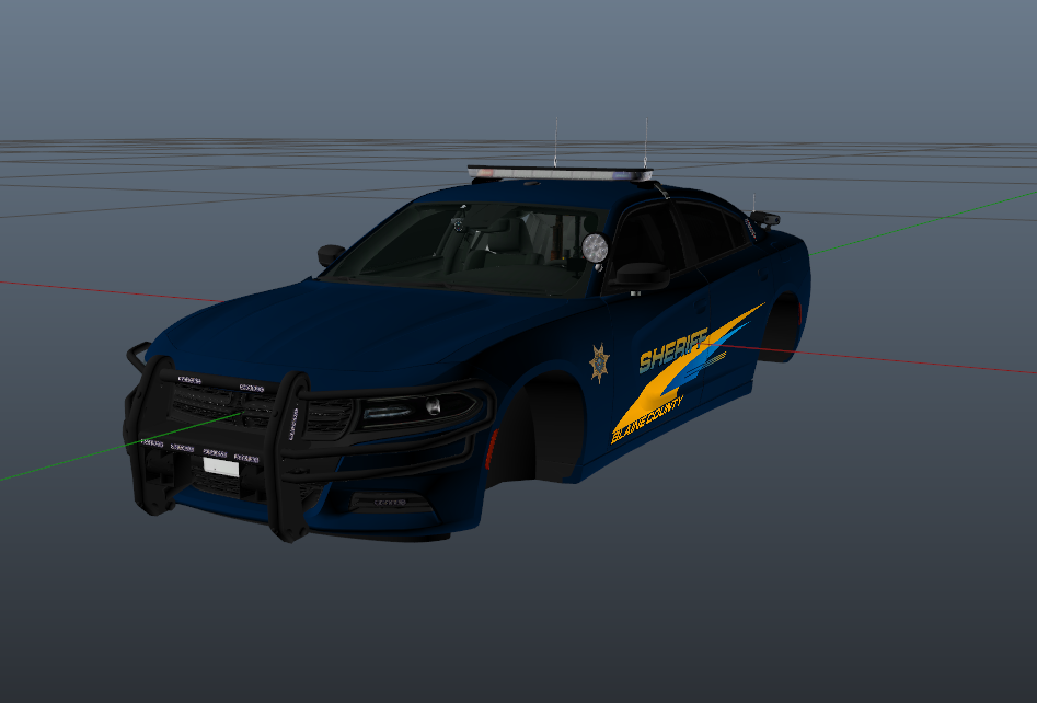 RELEASE] Blaine County Sheriff's Skins - Releases - FiveM