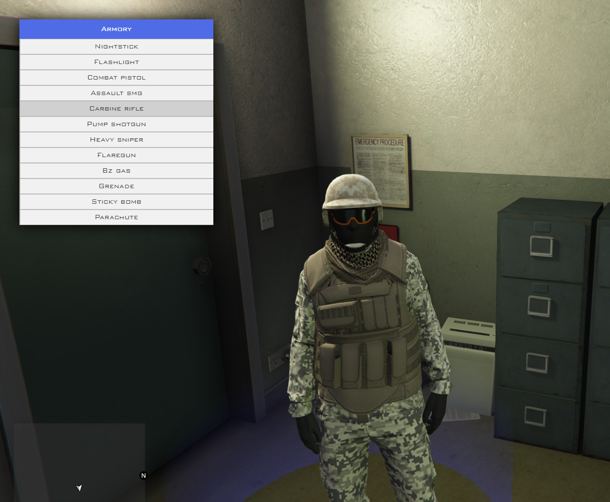 Outdated] [Powered by ESX] [Gamemode] Military Roleplay