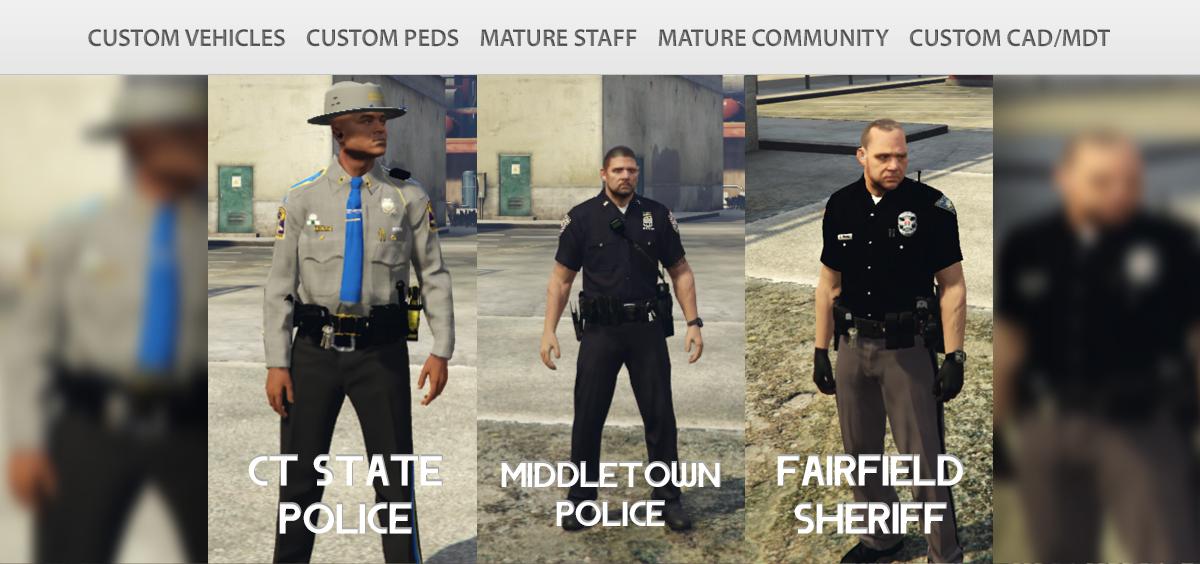 Fivem Police Uniforms