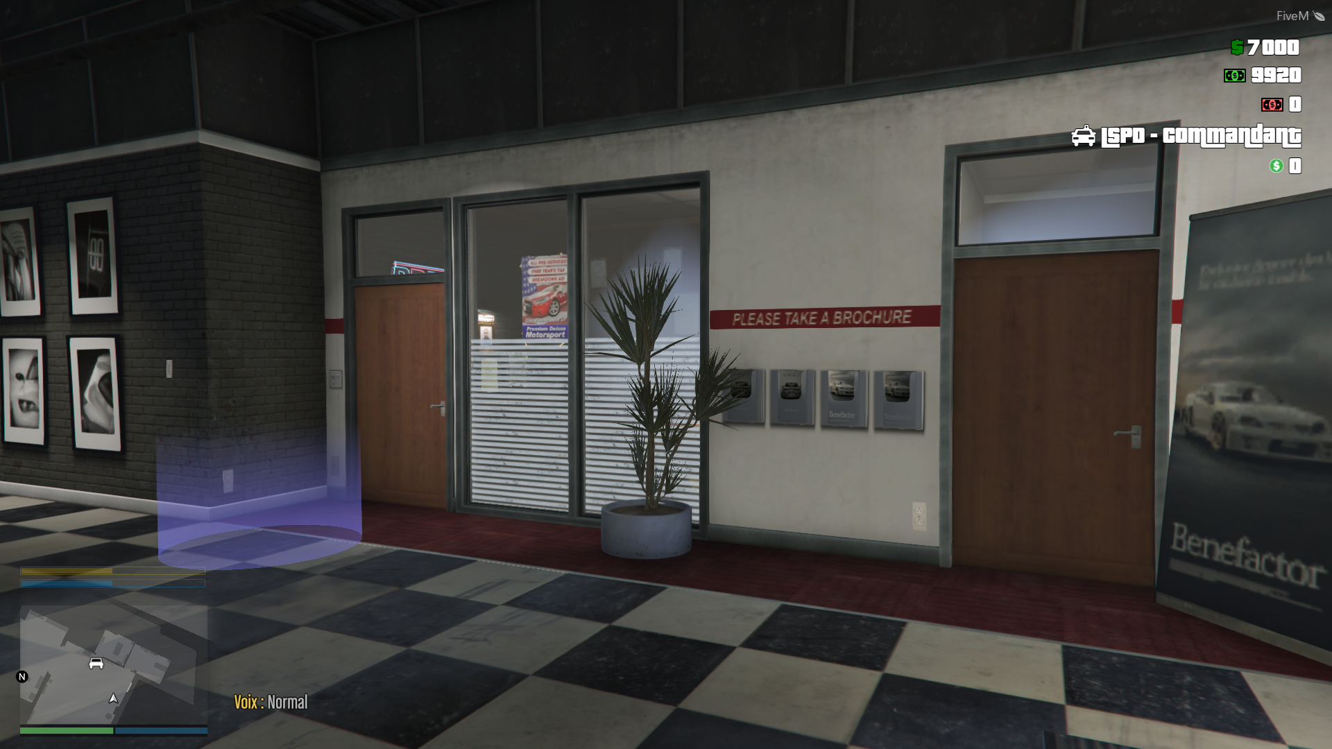 Help Automobile Dealer Garage Doors Discussion Fivem