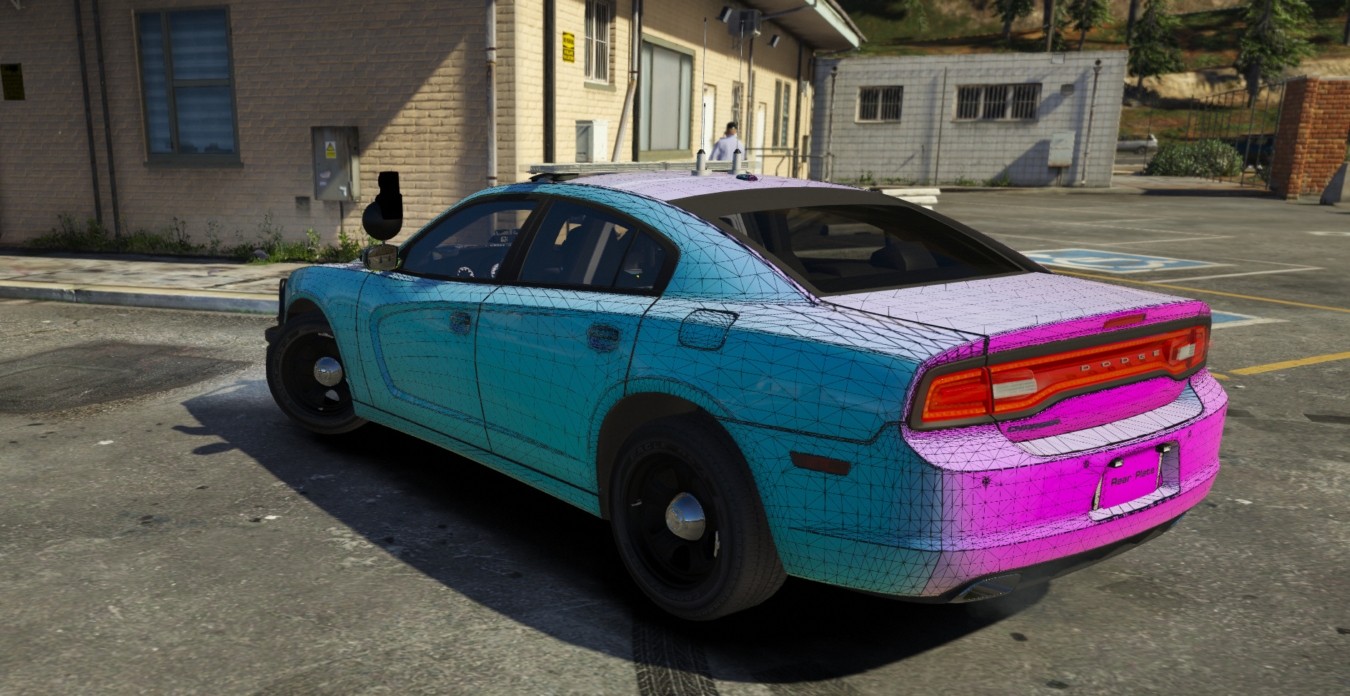 Release] 2014 Dodge Charger | All Blue | Non-ELS - Releases