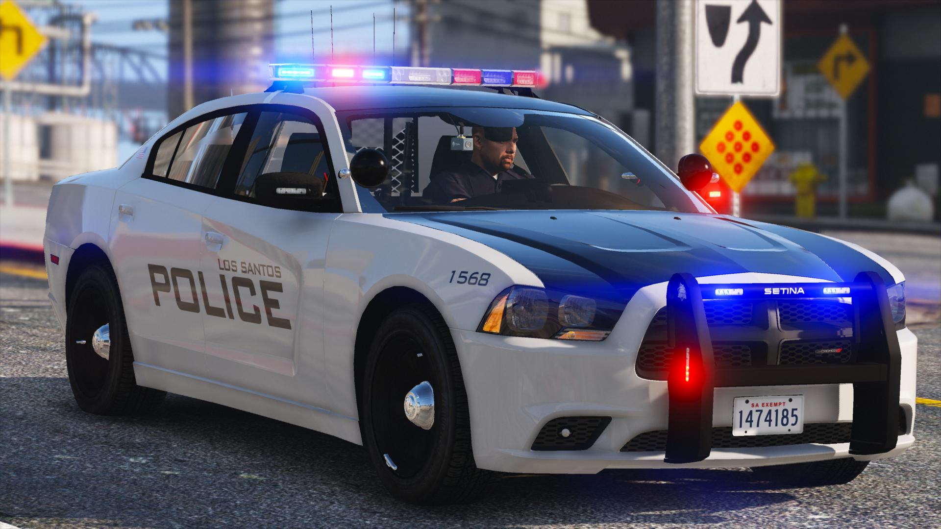 Fivem Police Cars