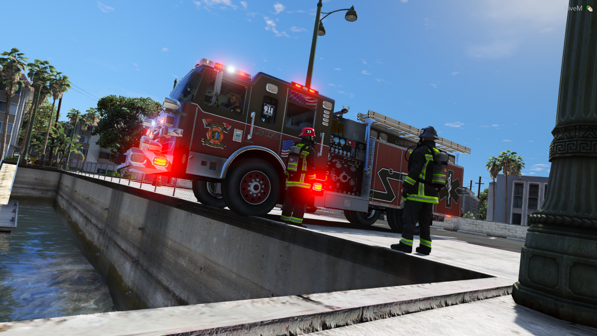 Ems Los Santos Department – Backroomdigital