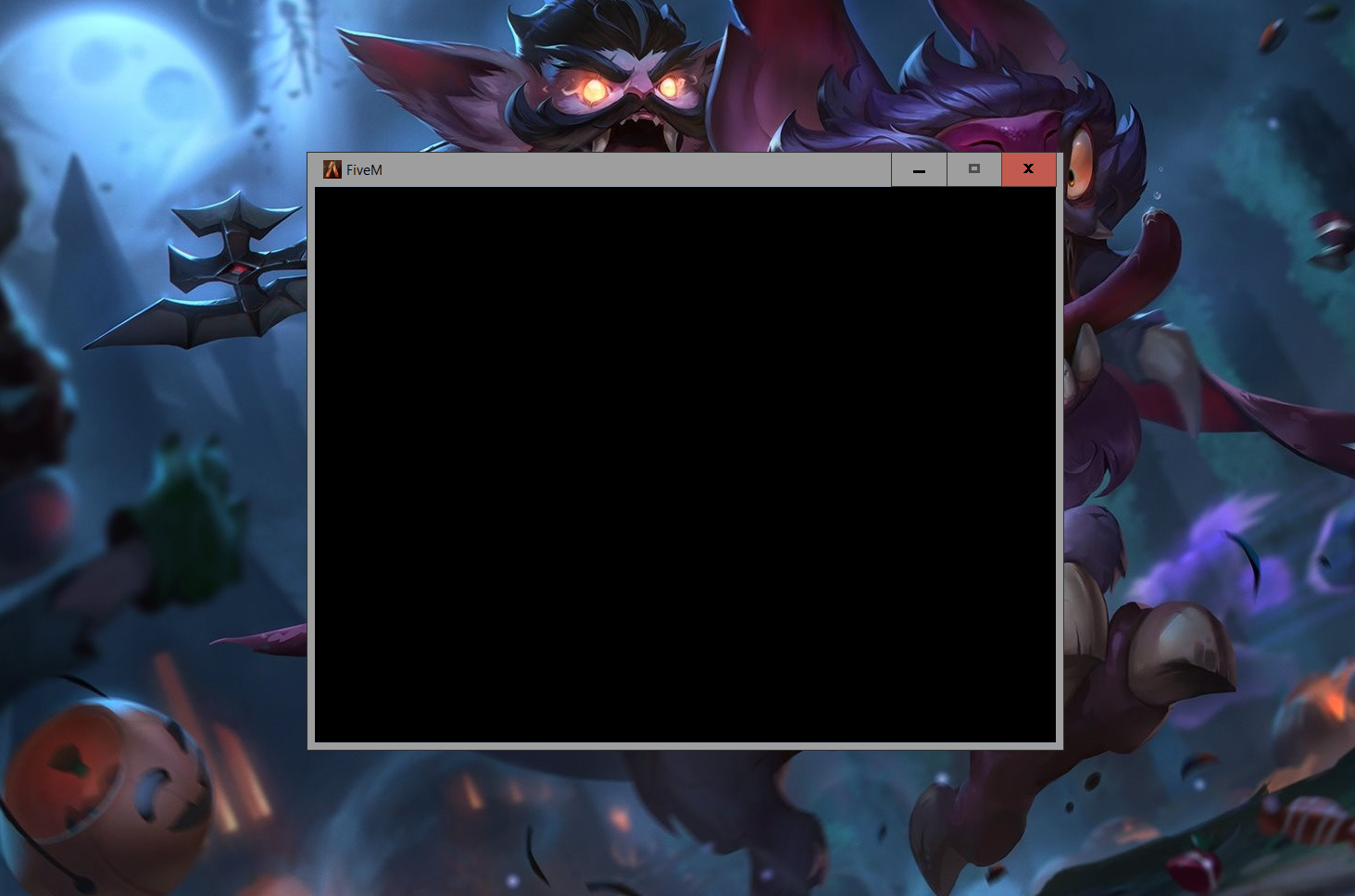 Black Screen - FiveM - Technical Support - FiveM