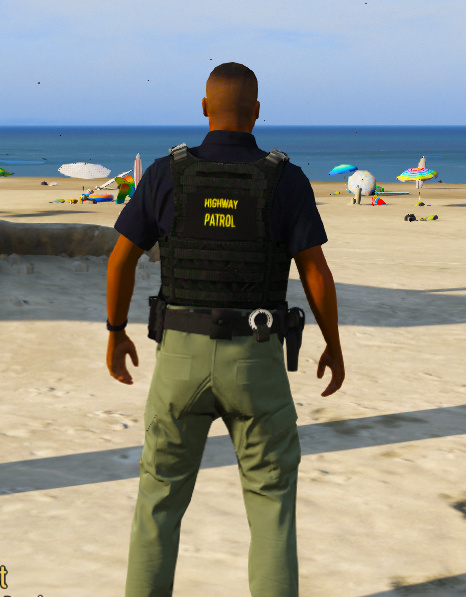 Release] NEW San Andreas Highway patrol ped - Releases - FiveM