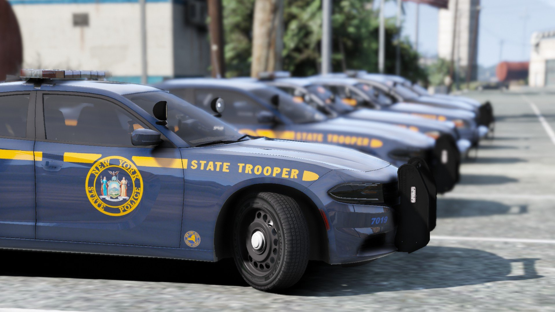 Release] New York State Police Mega Pack Addon (40 REALISTIC CARS