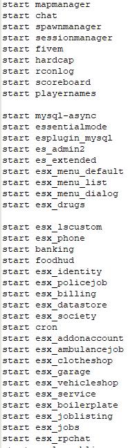 Esx Jobs Fivem
