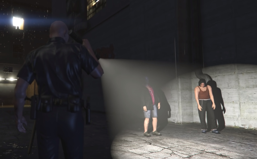 New Flashlight in LSPDFR is there a FiveM Version? - Discussion - FiveM