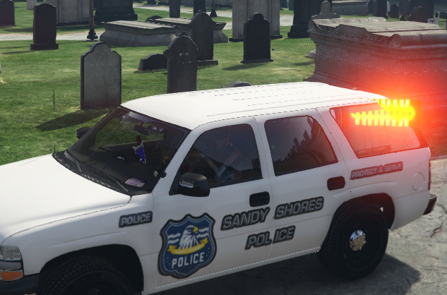 Sandy Shores Police MEGA PACK (12 Cars) *SKINS* - Releases
