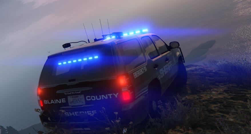 Release]Blaine County Sheriff's Office Tahoe (Non ELS