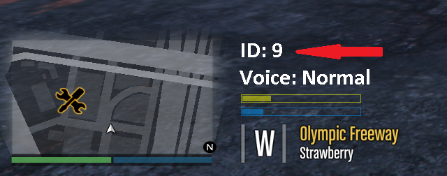 Help] Player ID over esx_voice level - Discussion - FiveM