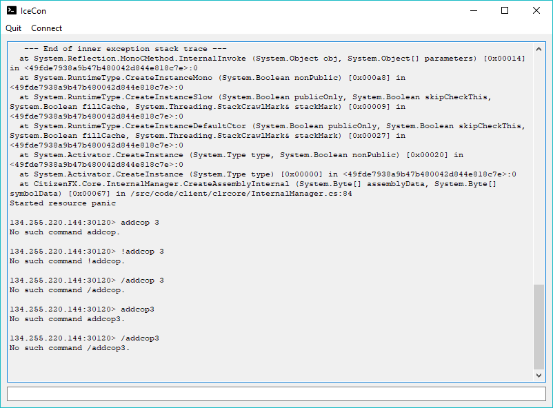 Release] Panic Button Script - Releases - FiveM