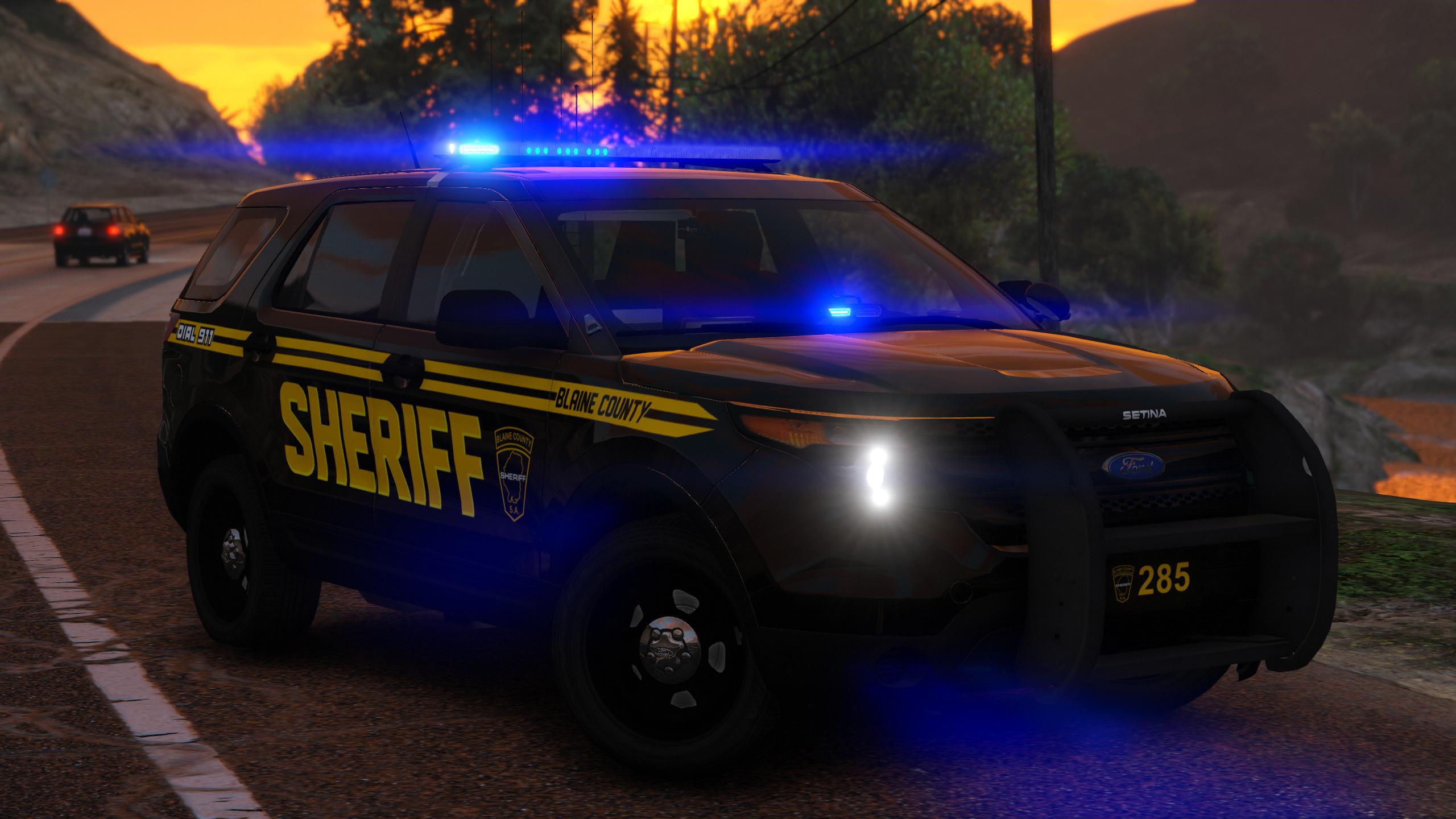 Release] Law Enforcement Vehicle Pack | ELS Only - Releases - FiveM