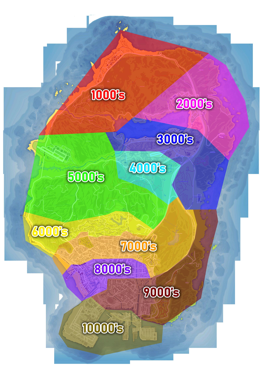 Release] Postal Code Map - New & Improved - v1 1 - Releases - FiveM