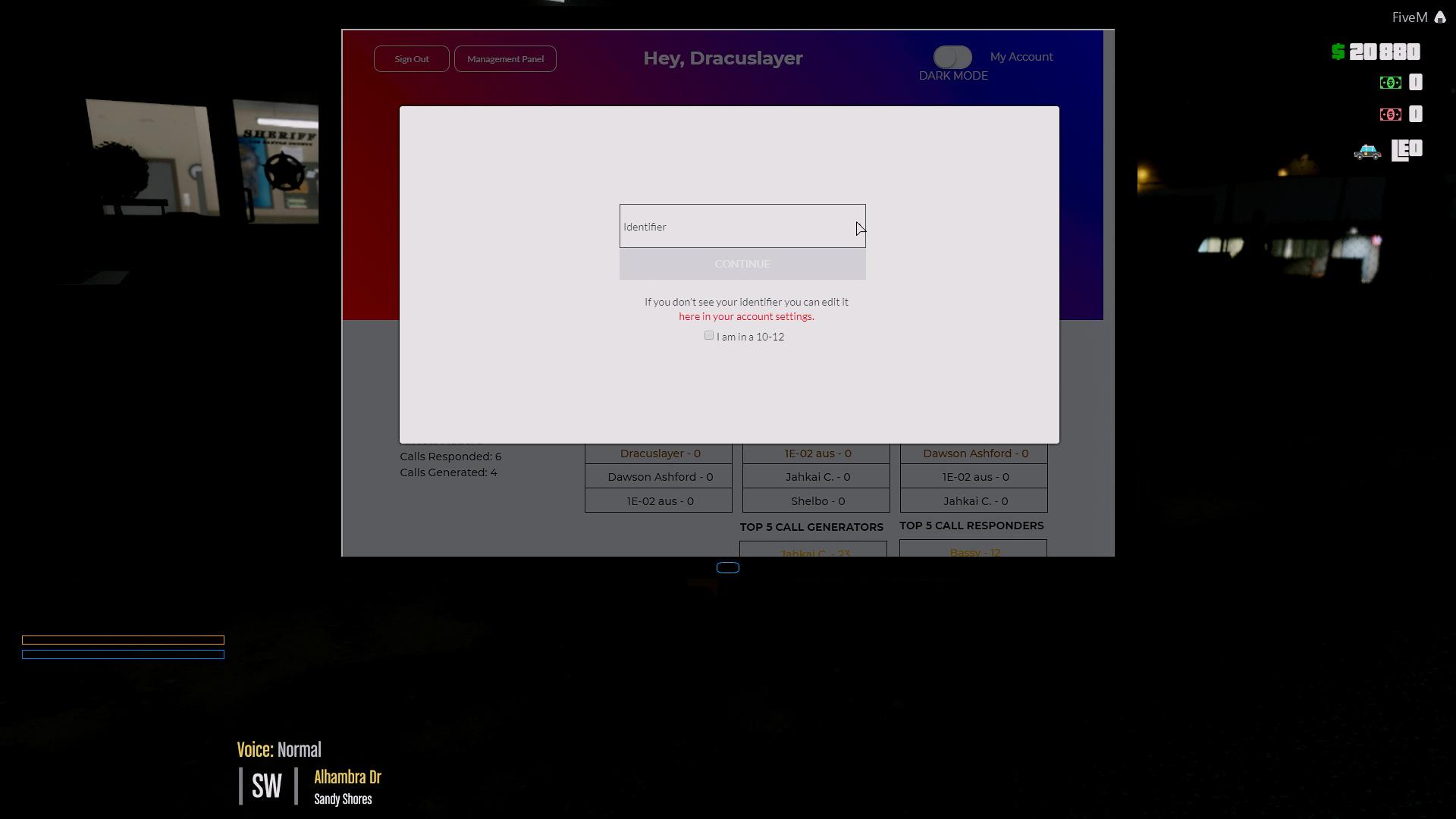In-Game Tablet with Web Based CAD/MDT Support - Releases - FiveM