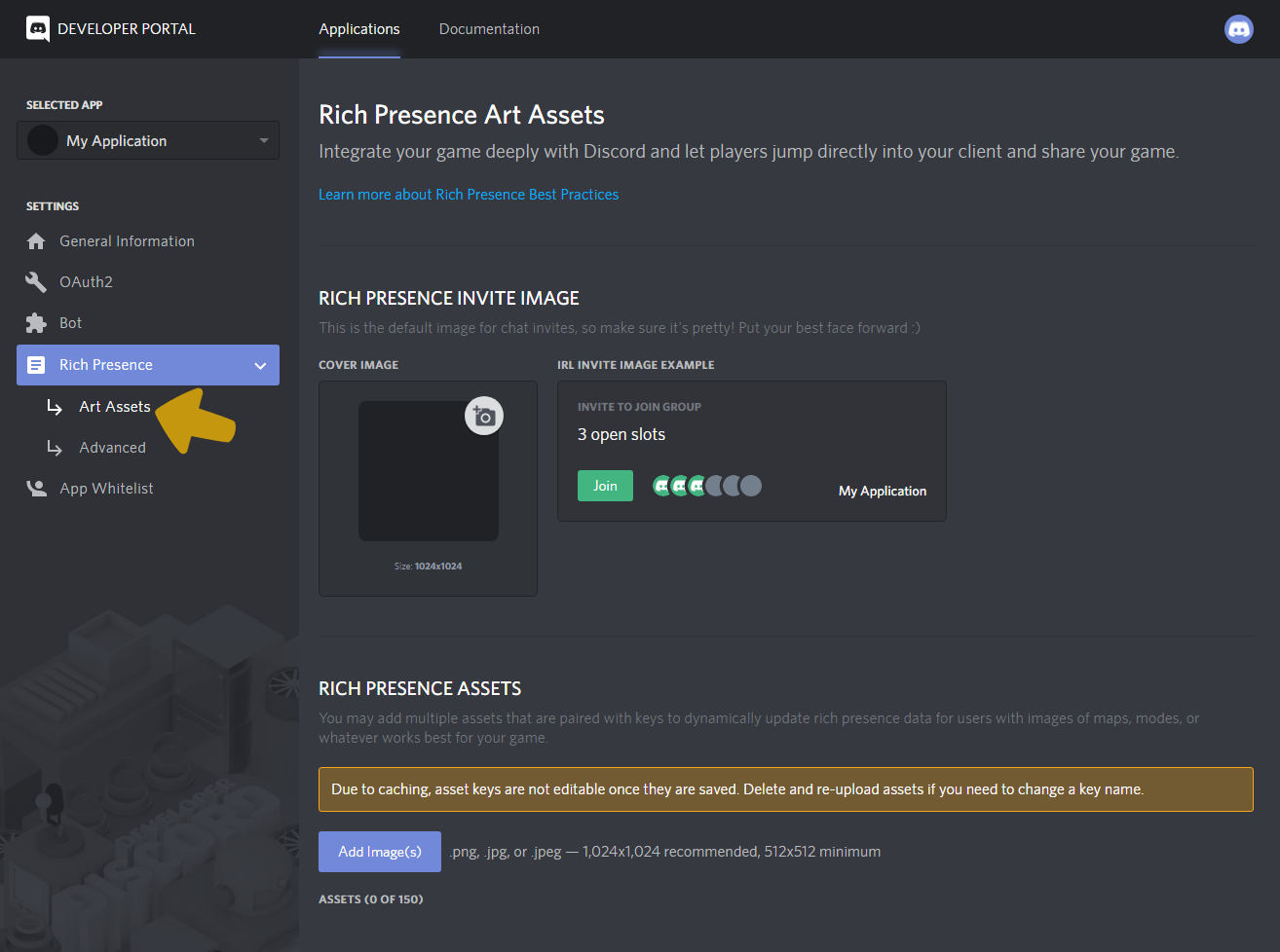How-to] [Updated] Discord rich presence Custom Image