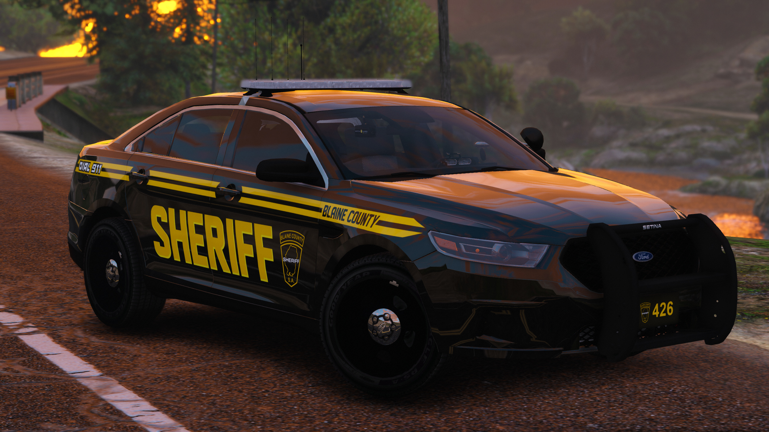 Release] Law Enforcement Vehicle Pack | ELS Only - Releases