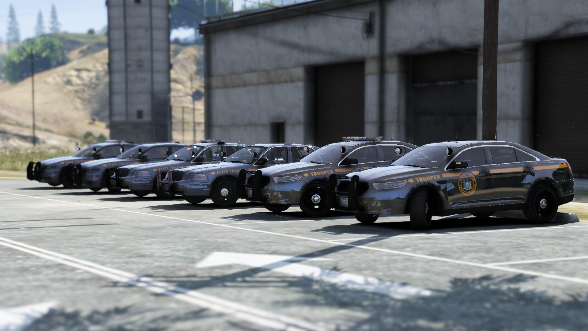 Release] New York State Police Mega Pack Addon (40 REALISTIC
