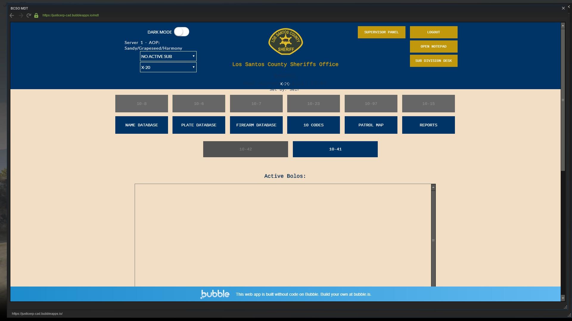 Higher Ranks Needed* JusticeRP | Recruiting Admins| Like DOJ