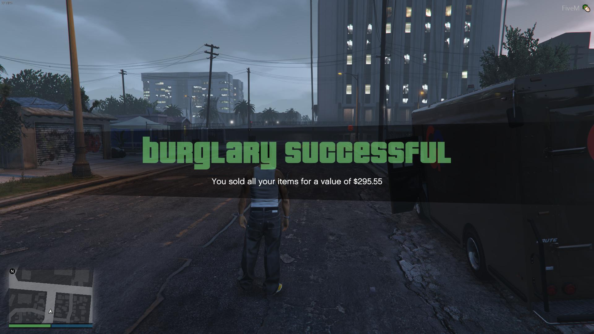 Release] Burglary job/script - Releases - FiveM