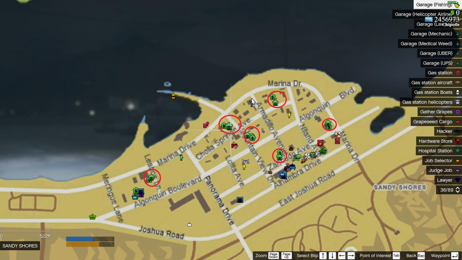 Fivem Coke Locations