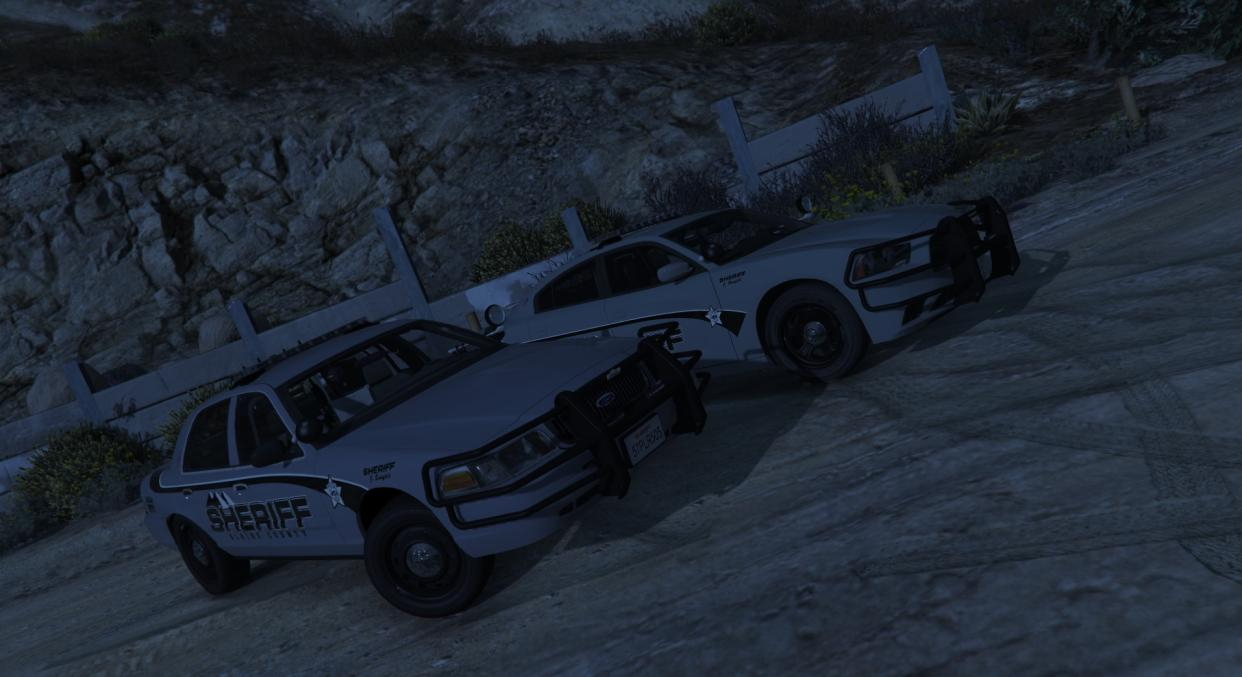Release]Blaine County Sheriff Mini Pack (Non ELS) - Releases