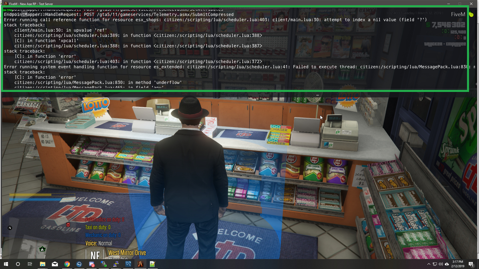 NEW UPDATE) [Release] [ESX] Shops with bars (V 1 5) (NIGHTCLUBS