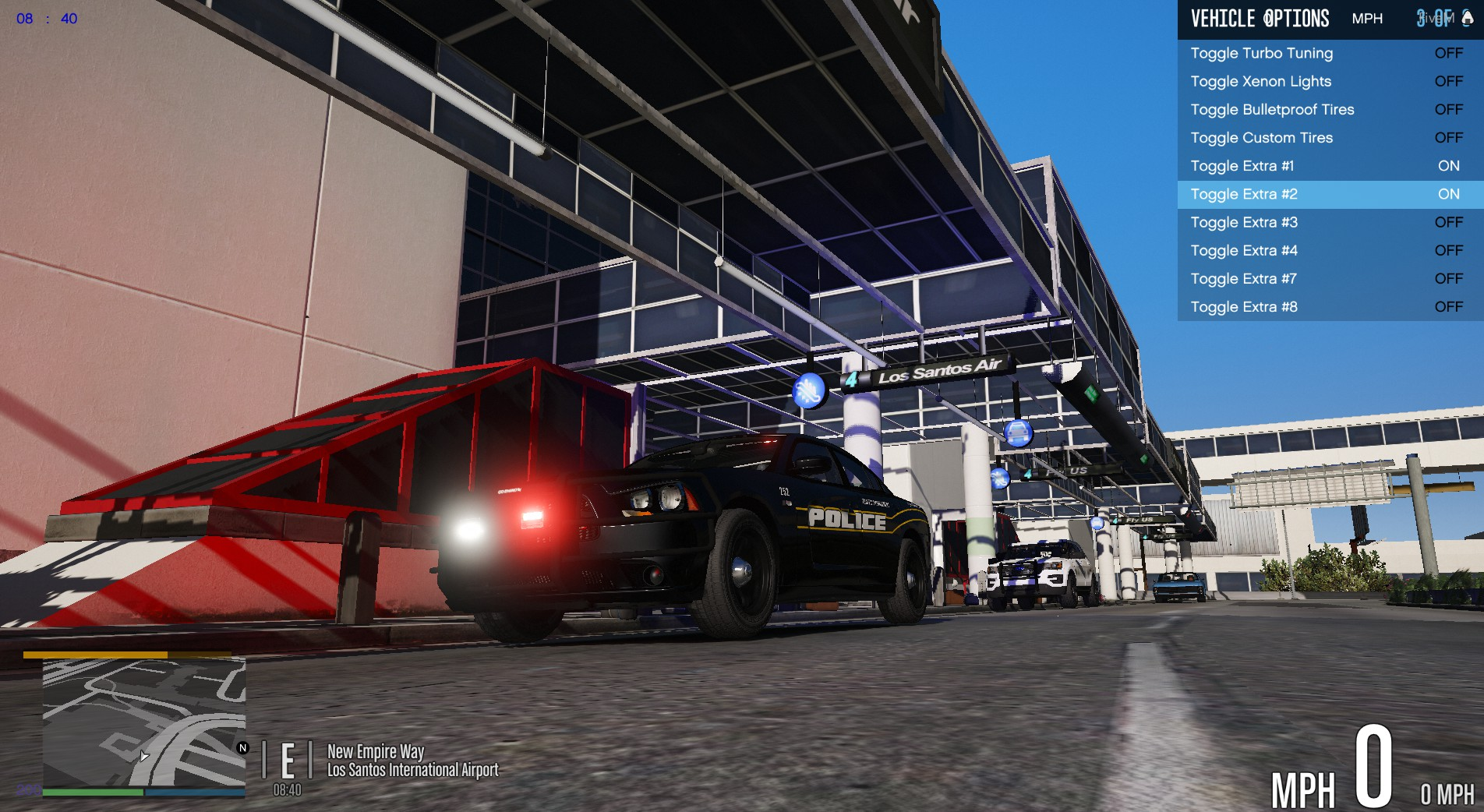 San Andreas Department of Justice Roleplay | Looking for