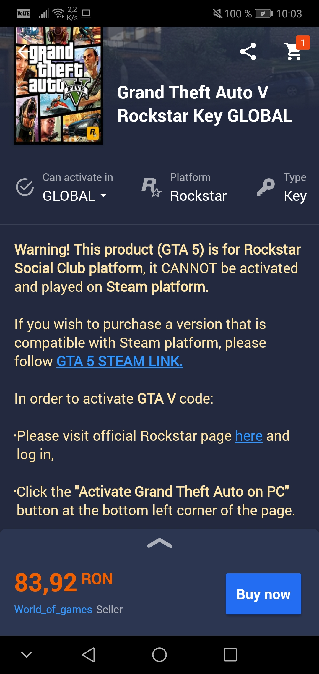 Can i play FiveM without have Gta 5 on steam? - FiveM
