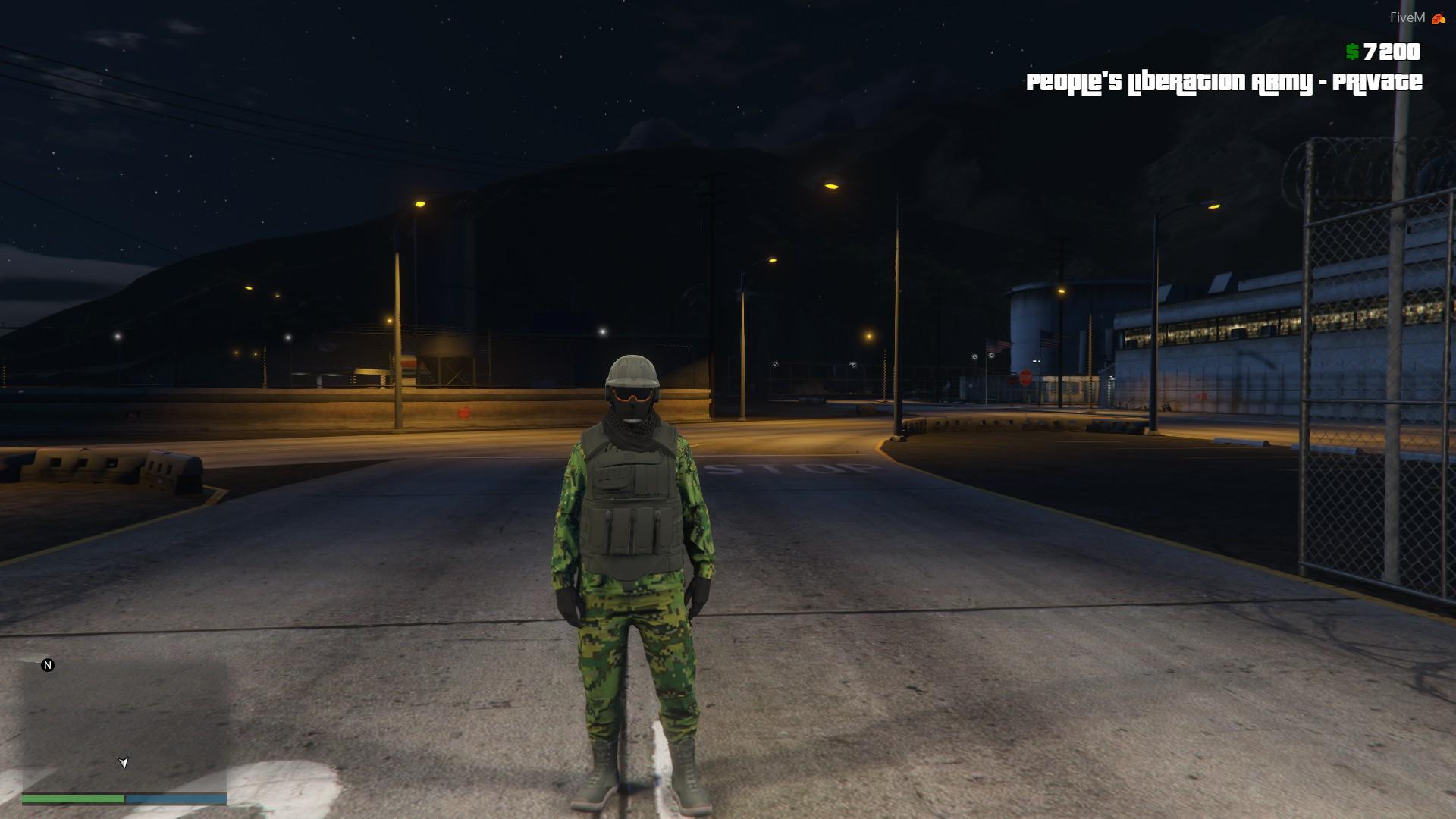 Gmod Military Rp Server