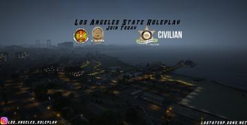Los Angeles State Roleplay - Server Bazaar - FiveM