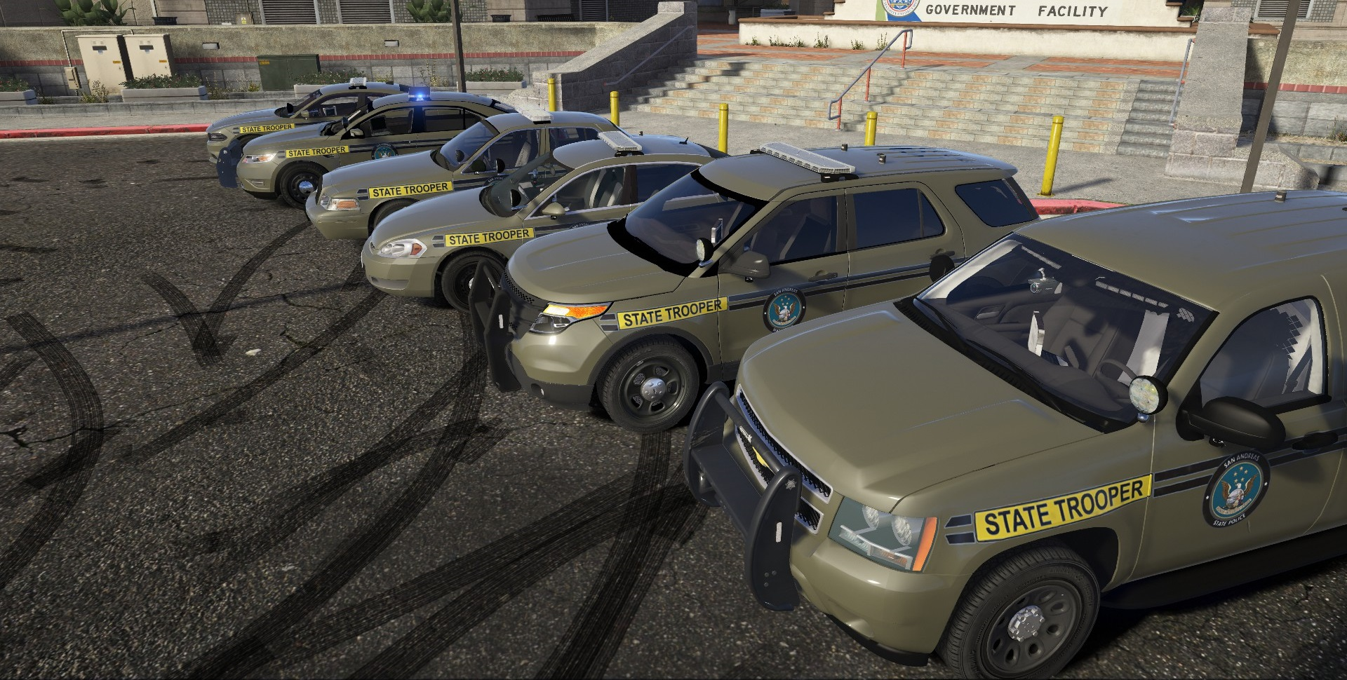 LSCRP Los Santos County Roleplay (Recruiting all departments