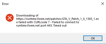Cant connect to fivem net/cant find any servers - Technical Support